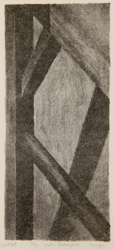 Litho 99 Lithograph 8in x 3.5in 1999 edition size: 7