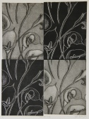 Calla Lilies for Aki Relief & Intaglio 16in x 12in 2007 edition size: 4