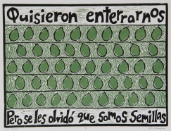43+6=Justicia Reductive Woodcut 12in x 16in 2015 edition size: 9
