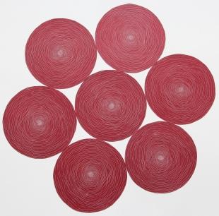 Edad Etching 14.5in diameter 2015