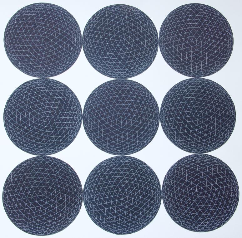 Hexi-globes