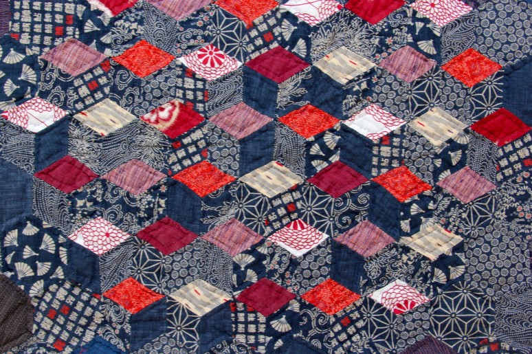Hexagon Quilt Textile