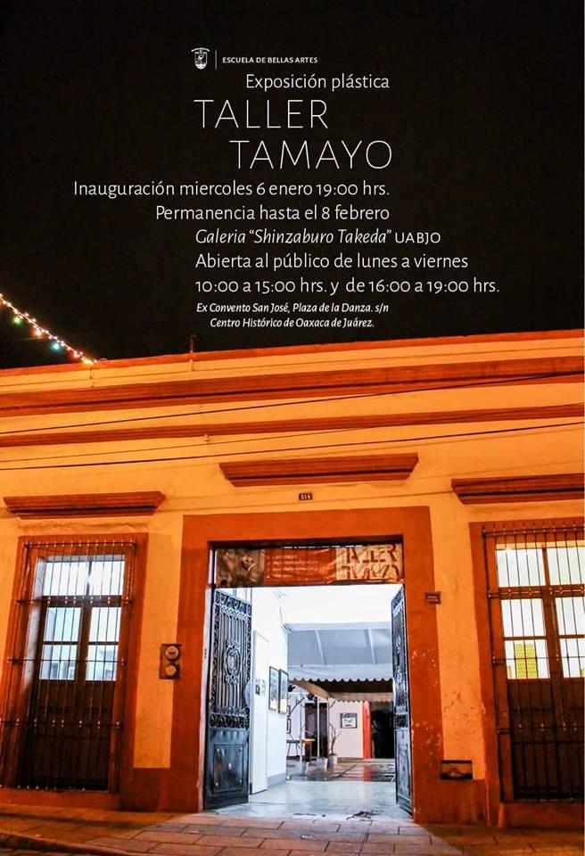 Tamayo. Takeda