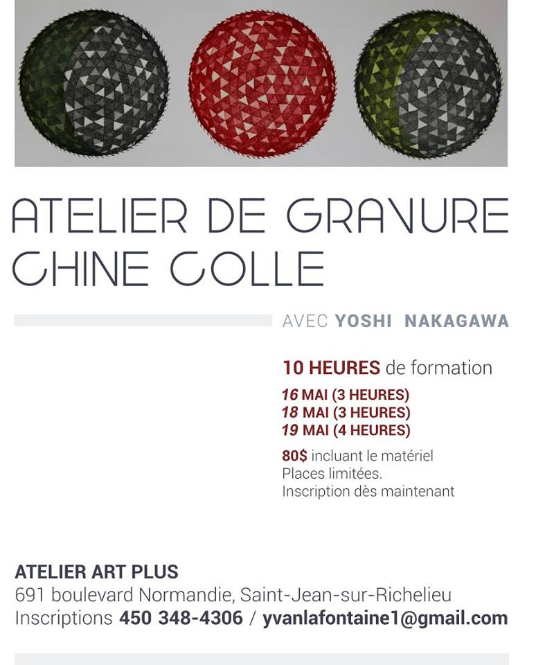 Atelier Chine Colle