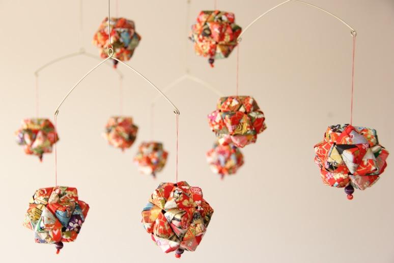 Washi balls