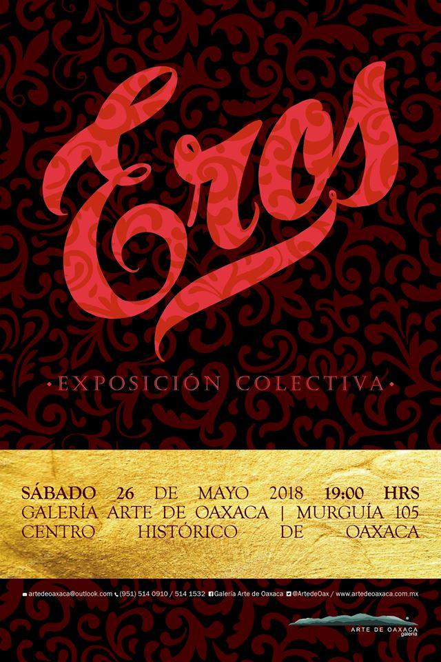 Eros, Arte de Oax