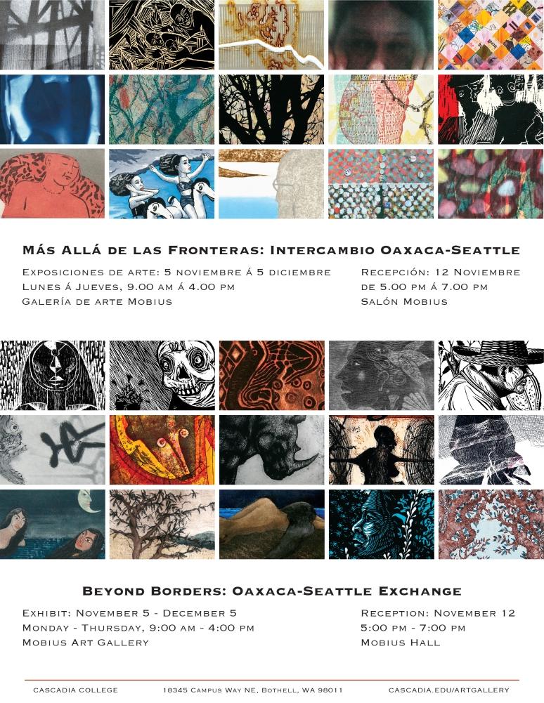 Oaxacan Printmaking Digital Signage 300ppi